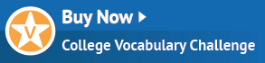 Buy College Vocabulary Challenge